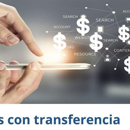 Retiros en Wplay con transferencia bancaria