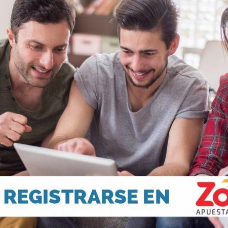 Guía 2021 para registrarse en Zamba