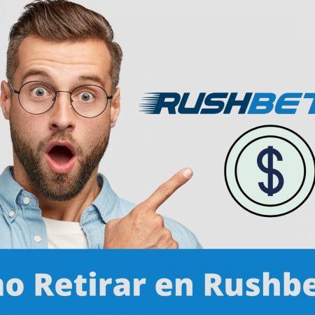 Cómo retirar en Rushbet