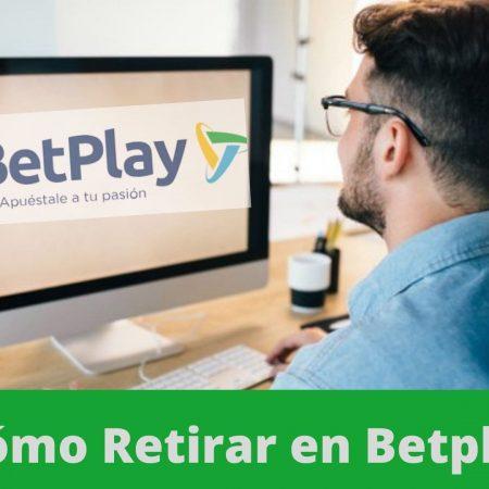 Guía para retirar en Betplay