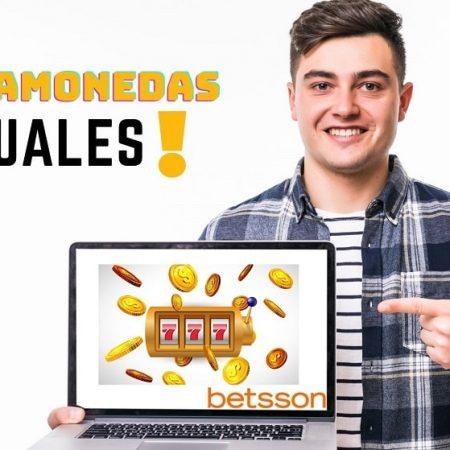 Tragamonedas online Betsson Perú