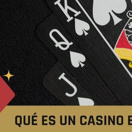Qué es un Casino en vivo
