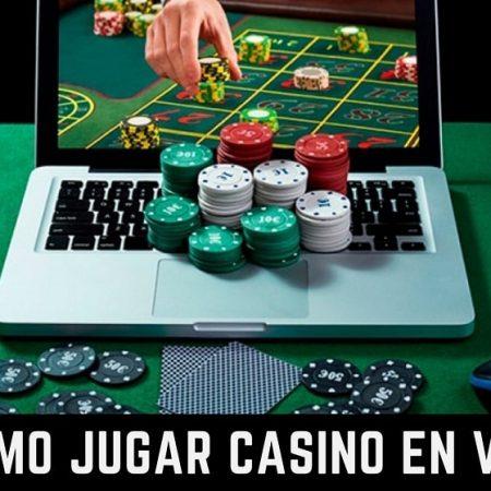 ¿Cómo jugar casino en vivo?