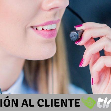 Servicio al cliente de Tinbet