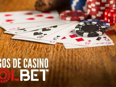 Juegos de casino Solbet