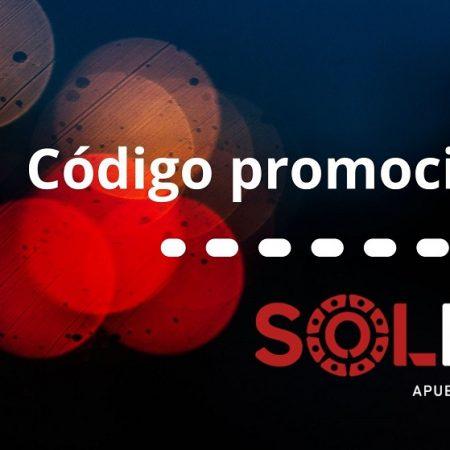 Código promocional Solbet Perú