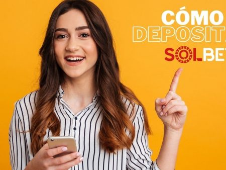 ¿Cómo depositar en Solbet Perú?