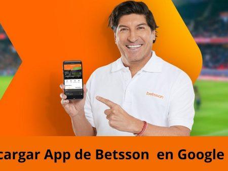 Descargar App de Betsson en Google Play