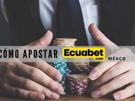Apostar en el casino de Ecuabet
