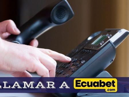 ¿Cuál es el teléfono de Ecuabet?